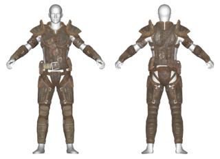 fb4827ce093 Heavy leather armor - The Vault Fallout Wiki - Everything you need ...