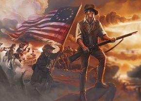 Museum of Freedom mural 1776.jpg