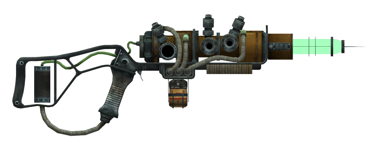 A3-21's plasma rifle - The Vault Fallout Wiki - Everything you need