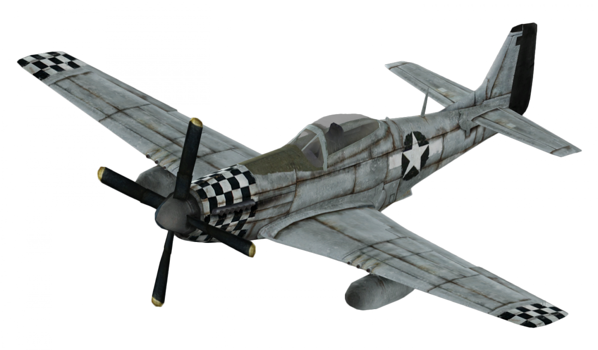 P 51 Mustang The Vault Fallout Wiki Everything You