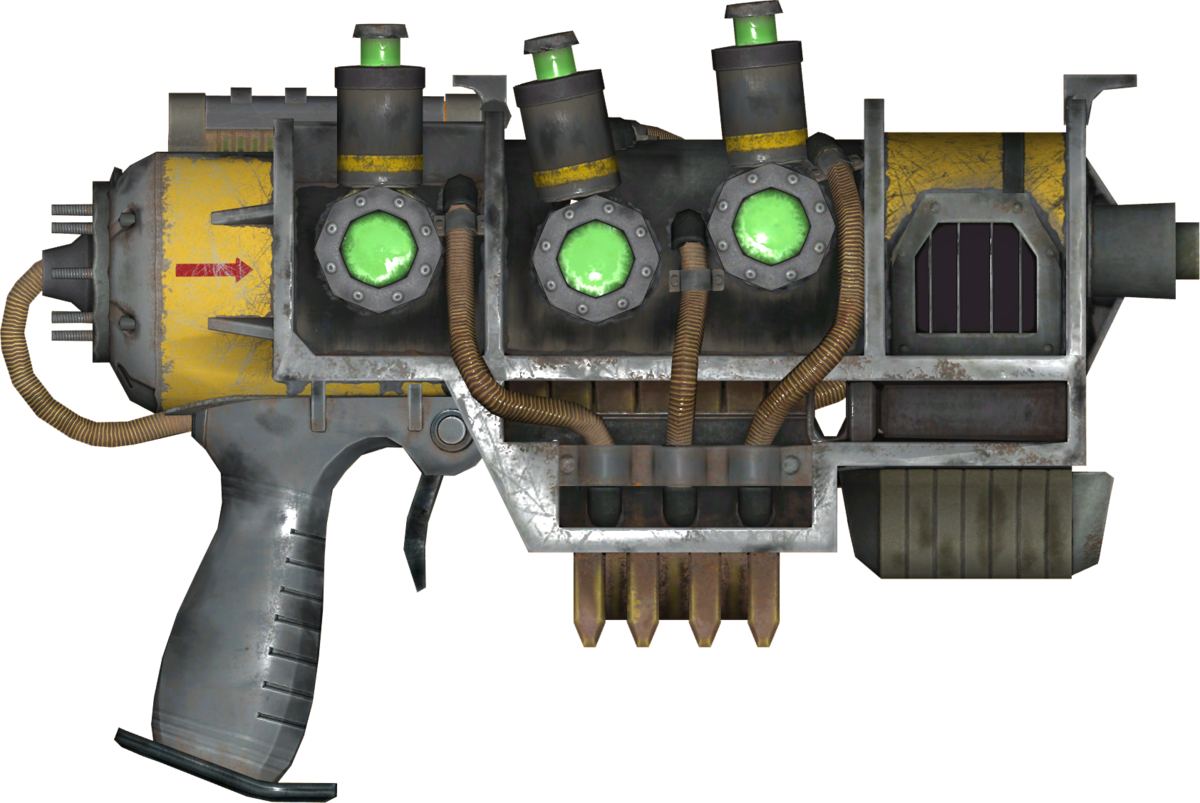 Plasma pistol (Fallout 76) - The Vault Fallout Wiki - Everything you