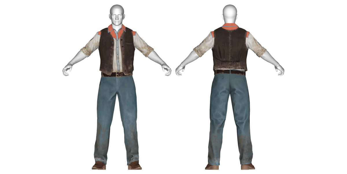 Western outfit (Fallout 76) - The Vault Fallout Wiki