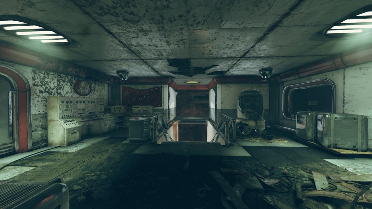 Fujiniya Intelligence Base - The Vault Fallout Wiki - Everything you