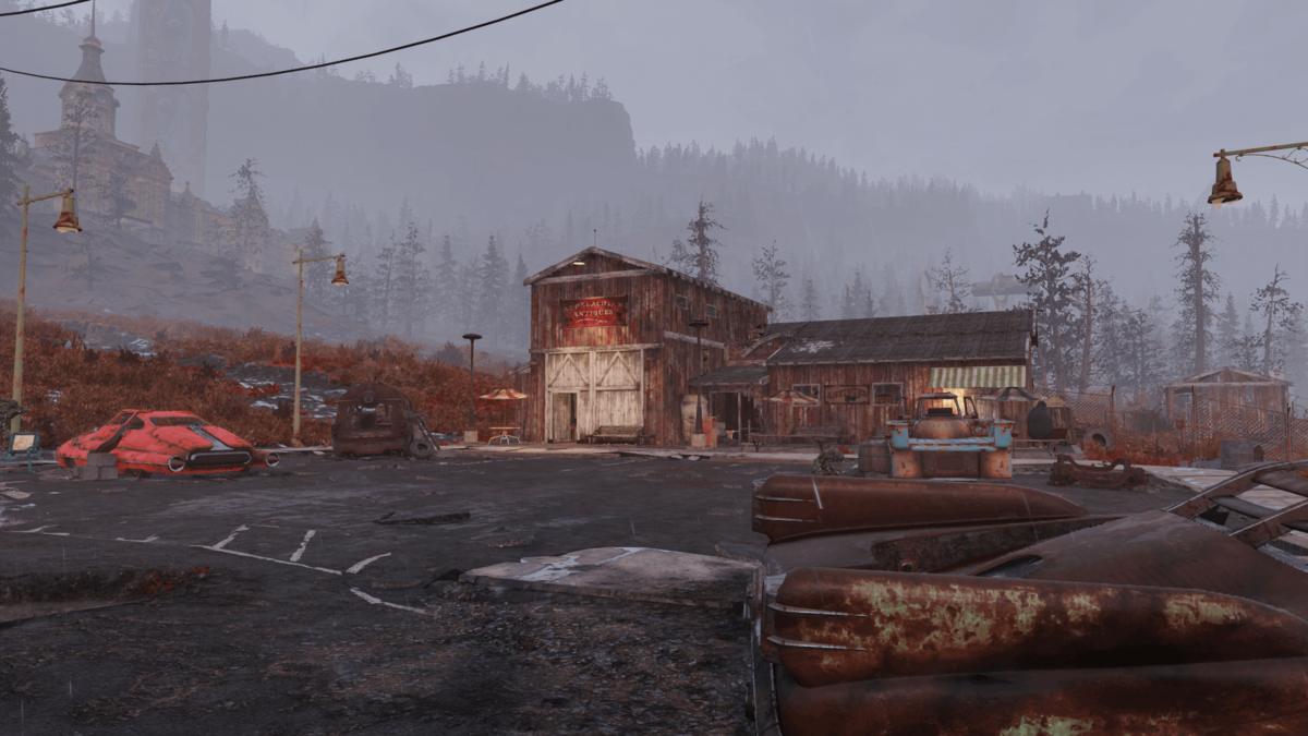 Appalachian Antiques - The Vault Fallout Wiki - Everything