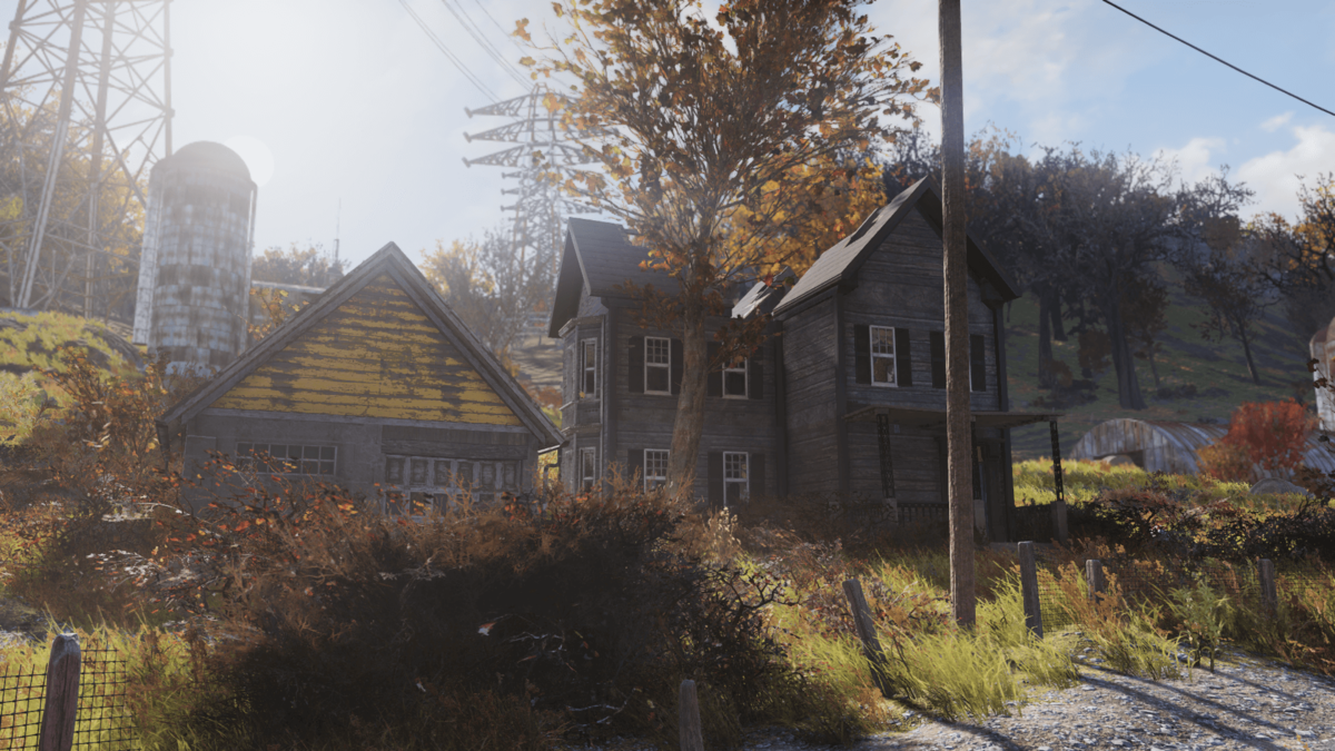 Silva Homestead The Vault Fallout Wiki Everything You