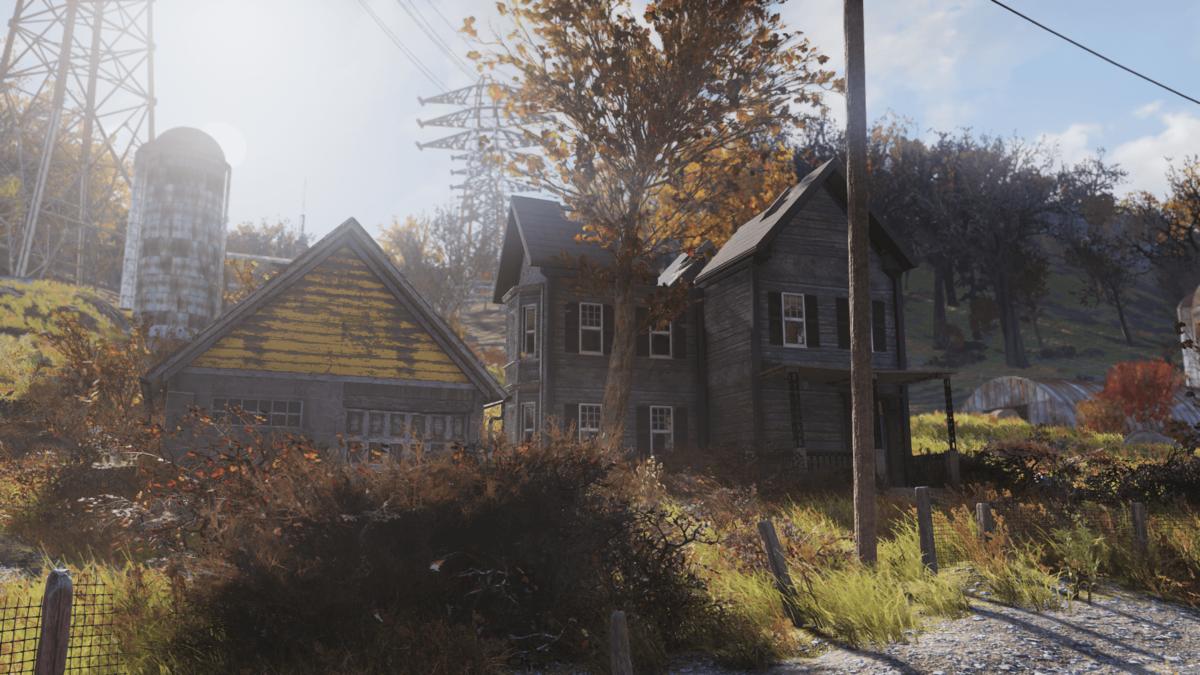 silva homestead - the vault fallout wiki