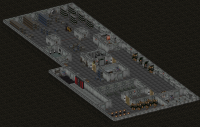 Fo2 Sierra Army Depot Robotic Repair Bay and Storerooms.png