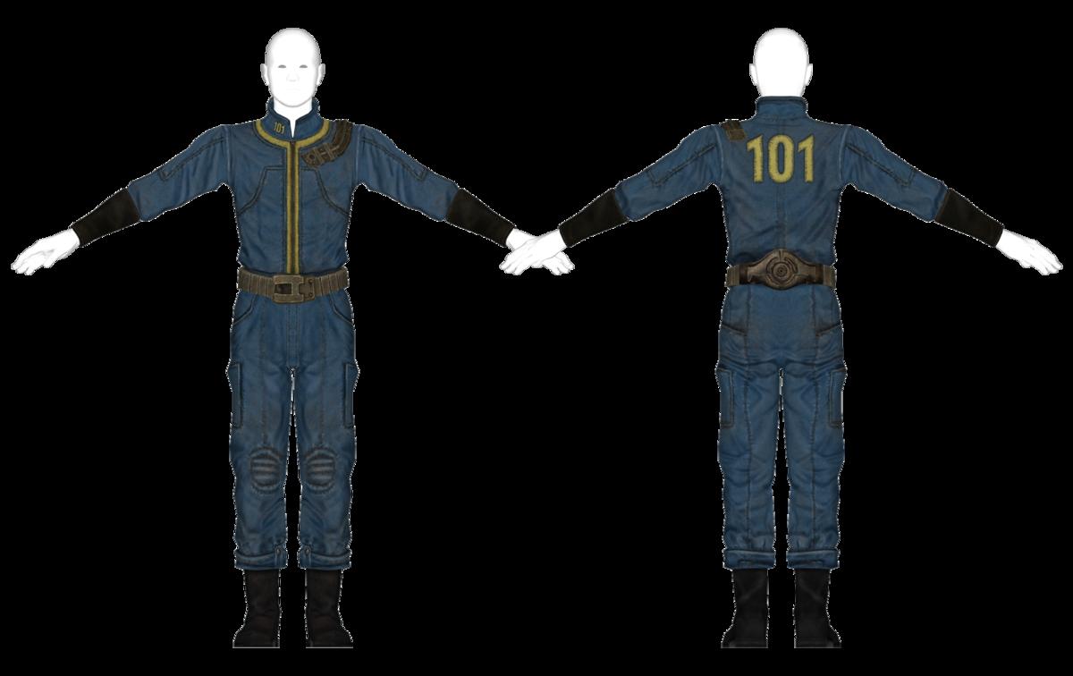 Vault Jumpsuit Fallout 4 Mod | Saddha