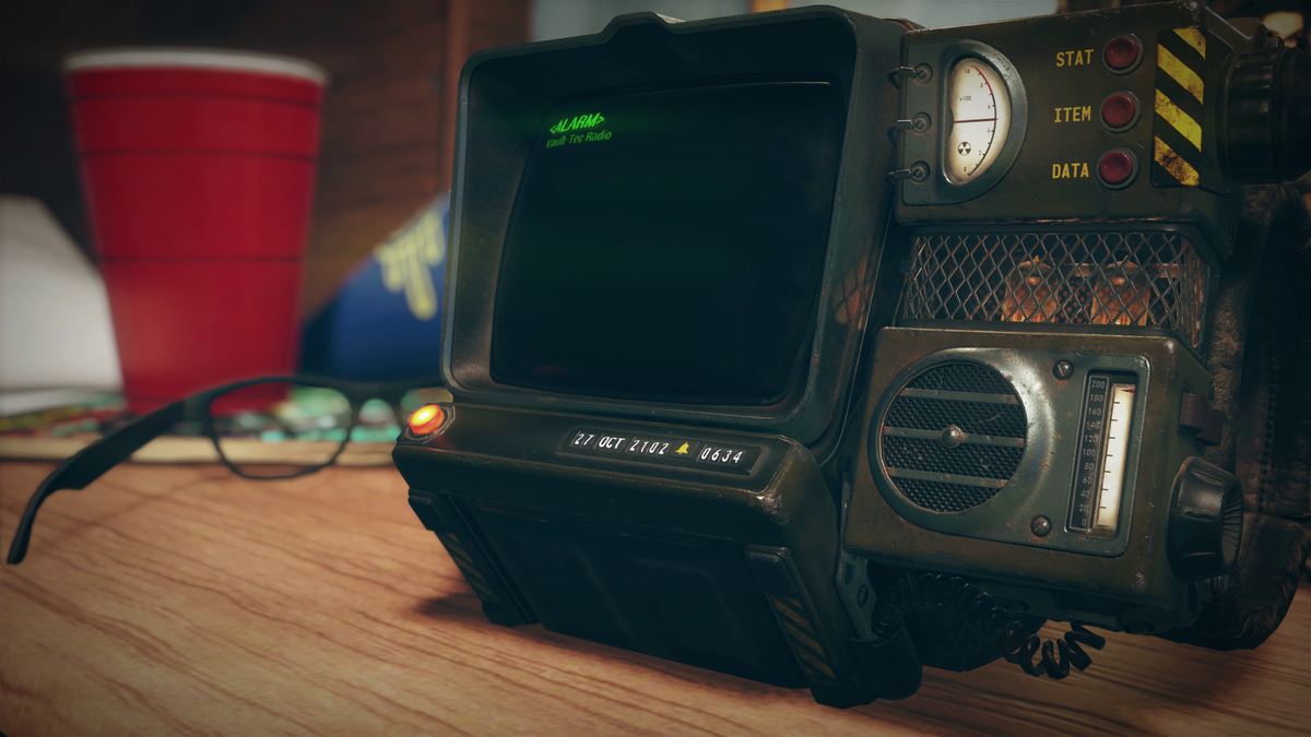 Hidden Stuff In The Fallout 76 Teaser The Vault Fallout Wiki Everything You Need To Know