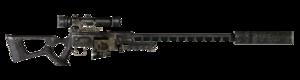 FNV sniper rifle Carbon Fiber Parts Suppressor.png