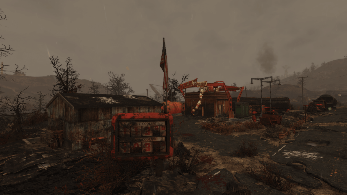 Red Rocket Filling Station - The Vault Fallout Wiki
