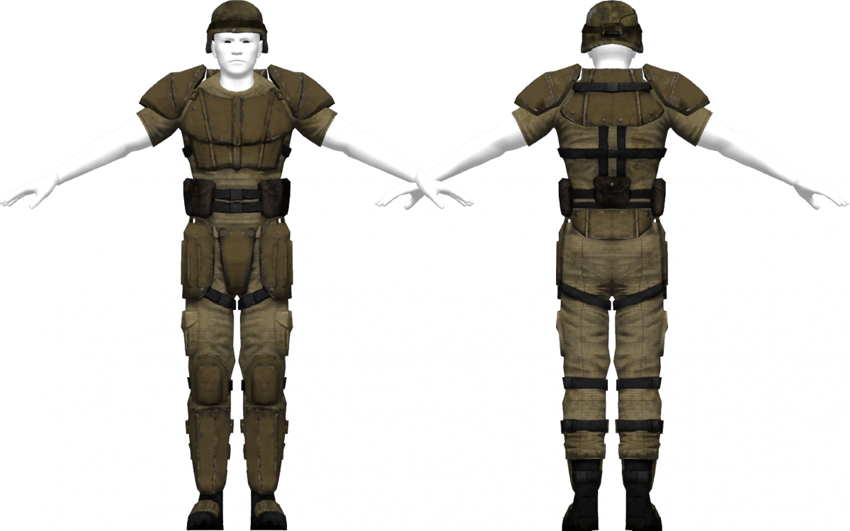 Security uniform - The Vault Fallout Wiki - Everything you
