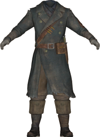 Hunter's long coat (Fallout 76) - The Vault Fallout Wiki
