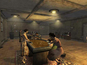 Atomic Wrangler Casino The Vault Fallout Wiki Everything You