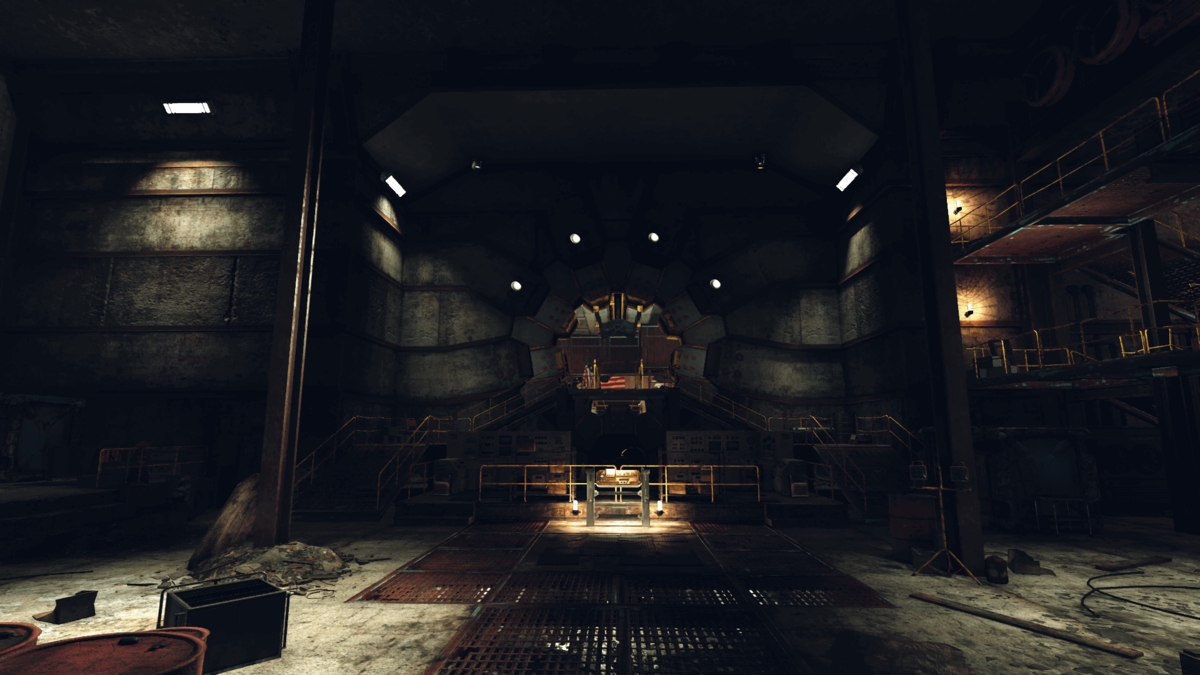 The Whitespring Bunker - The Vault Fallout Wiki - Everything ... on