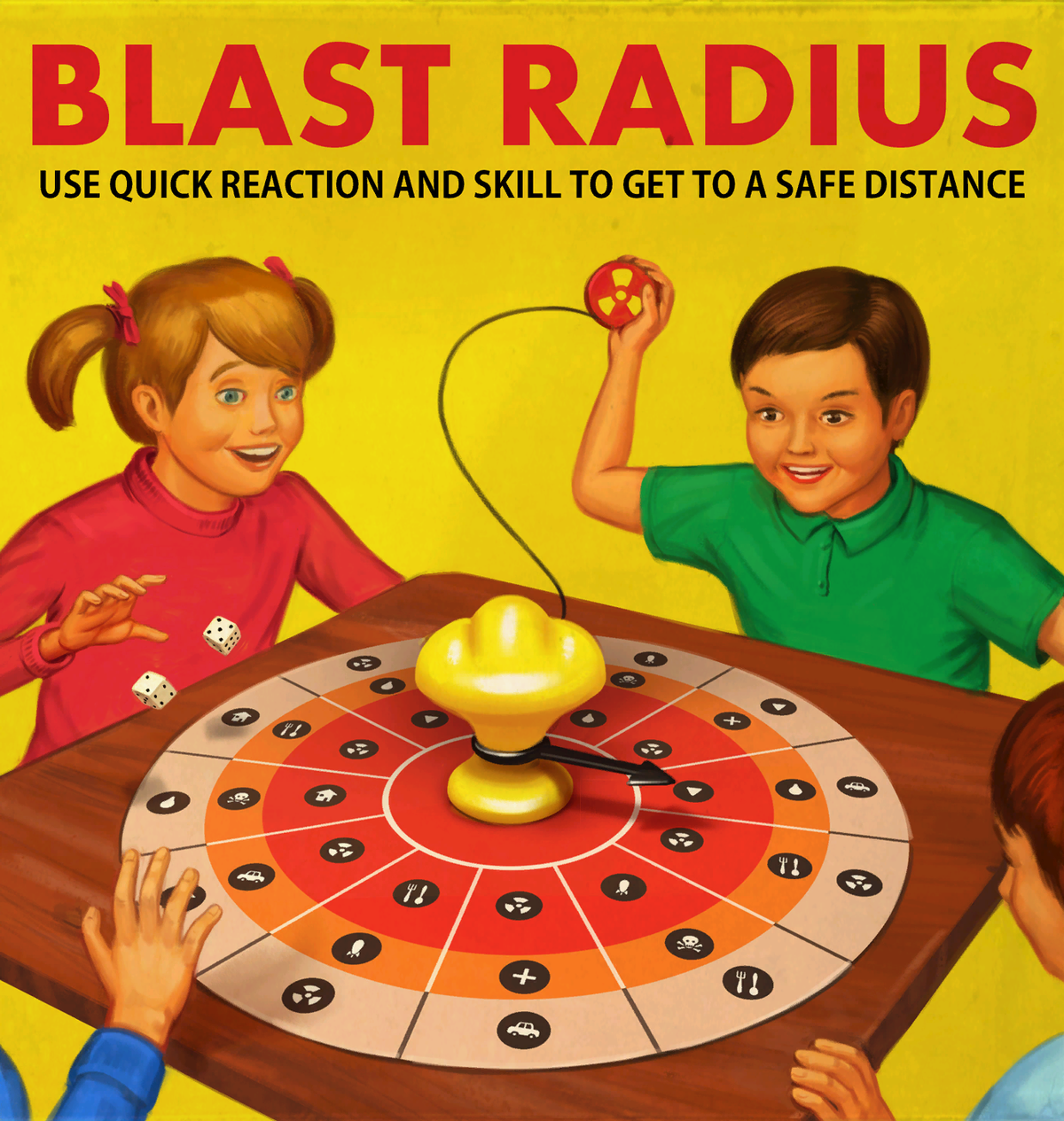 Blast Radius board game - The Vault Fallout Wiki - Everything you