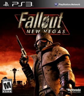 Fallout: New Vegas (PlayStation 3) - The Vault Fallout Wiki