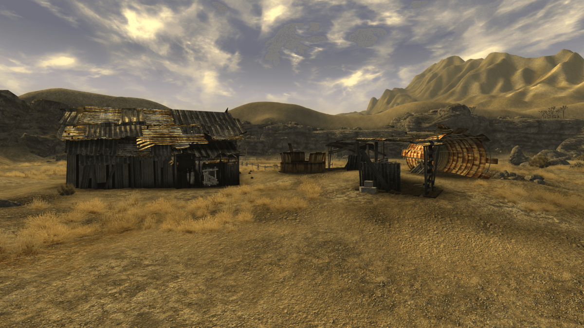 Brooks Tumbleweed Ranch The Vault Fallout Wiki