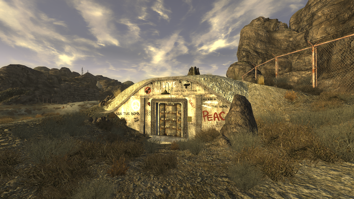 Hidden Valley Bunker The Vault Fallout Wiki Everything