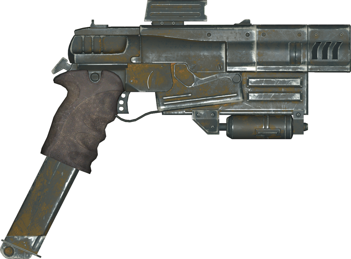 10mm Pistol Fallout 4 The Vault Fallout Wiki