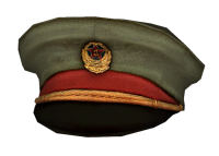 Chinese general hat