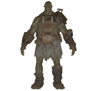 Super Mutant Fallout 76 The Vault Fallout Wiki Everything You