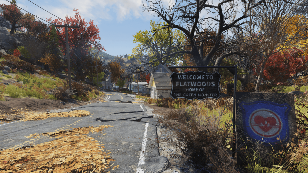 Flatwoods The Vault Fallout Wiki Everything You Need