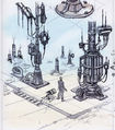 Fo3 Capital Wasteland concept art Street.jpg