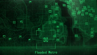 Flooded Metro The Vault Fallout Wiki Everything You Need To Know