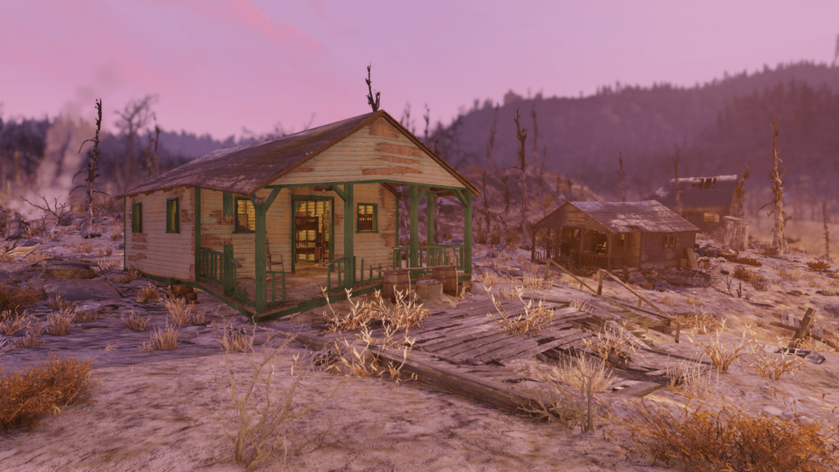 Kiddie Corner Cabins The Vault Fallout Wiki Everything You Need To Know About Fallout 76