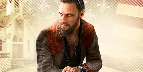 John Seed Far Cry 5 Wiki