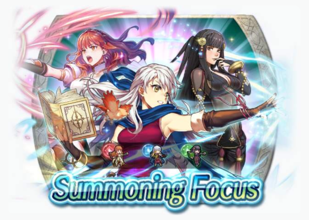 List of current Summoning Focuses - Fire Emblem Heroes Wiki