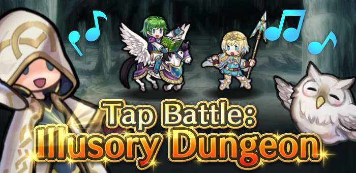 Illusory Dungeon Legendary Heroes Fire Emblem Heroes Wiki
