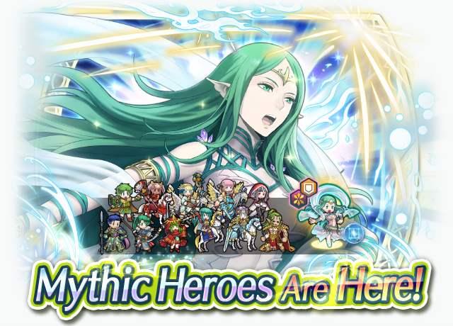 Mythic Hero Summoning Event - Naga: Dragon Divinity