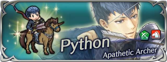 Hero banner Python Apathetic Archer.jpg