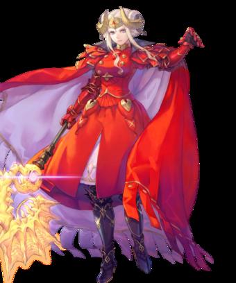 Edelgard Flame Emperor Face.webp