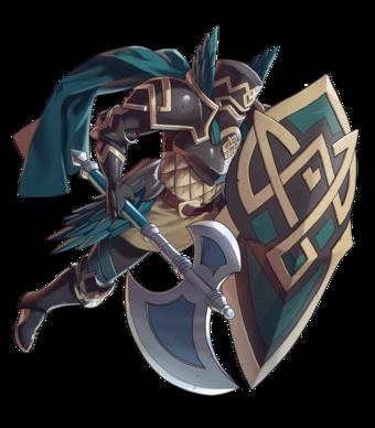 Axe Knight BtlFace.png