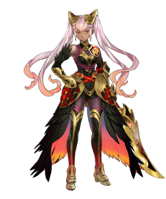 Fe Heroes Iv Calculator >> Laevatein Searing Steel Fire Emblem Heroes Wiki