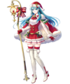 Eirika Gentle as Snow Face.webp