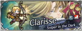Hero banner Clarisse Sniper in the Dark.png