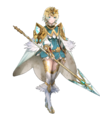 Fjorm Princess of Ice Face Smile.webp