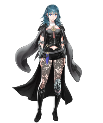 female byleth fire emblem