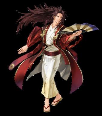 Ryoma Dancing Samurai BtlFace.webp