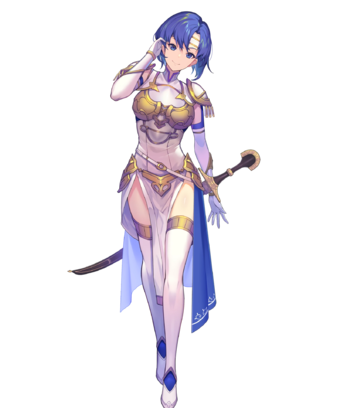 Catria Mild Middle Sister Face.webp