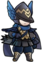 Blue Bow Mini Unit Idle.png