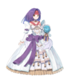 Sanaki Apostle in White Face.webp