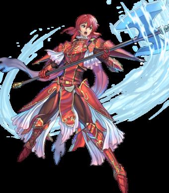 Minerva Red Dragoon BtlFace C.webp