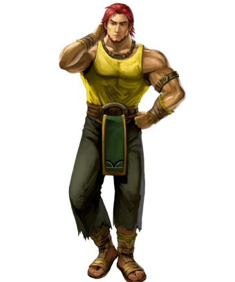 Dorcas Serene Warrior Face.webp