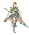 Fjorm Princess of Ice Face Pain.webp