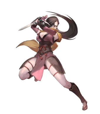 Kagero Honorable Ninja BtlFace.webp